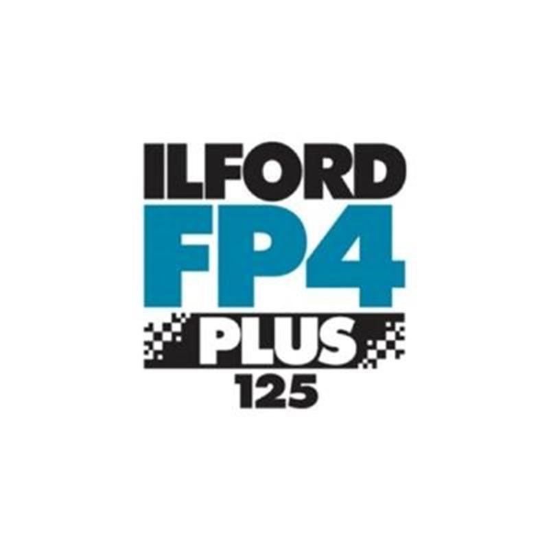 Ilford FP4 5x4 Sheet Film (25) Image 1